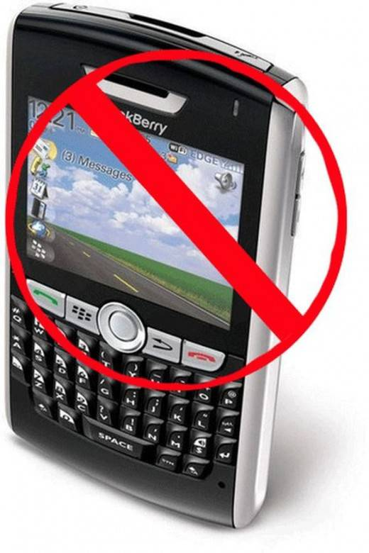 no blackberry
