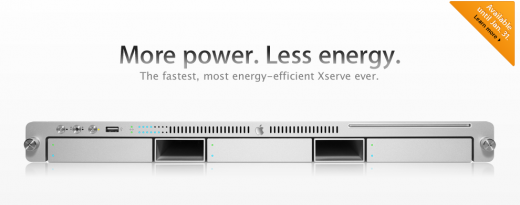Xserve available until 31 Jan.