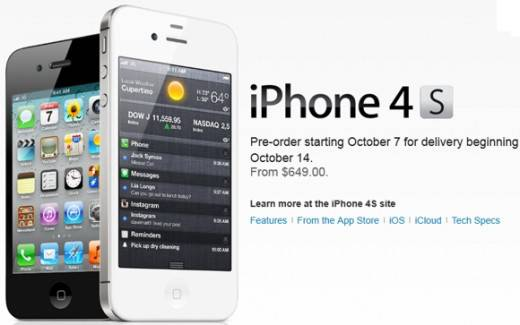 No-contract-pricing-for-the-Apple-iPhone-4S-is-revealed---starts-at-649