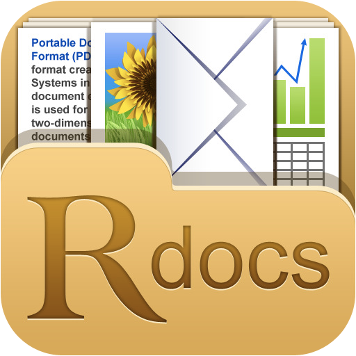 ReaddleDocs for iPad (PDF viewer_attachments saver_file manager)