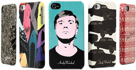 Andy Warhol case iPhone 4