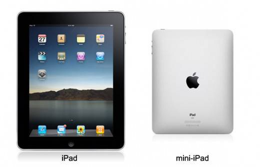iPad and mini iPad