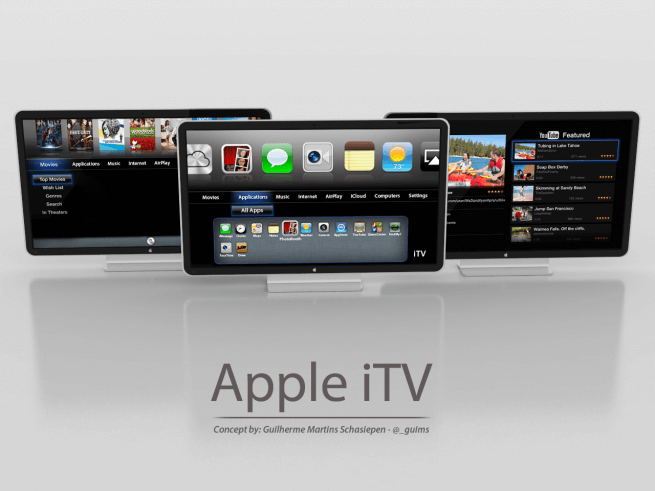 60inch Apple iTV to launch this year analyst