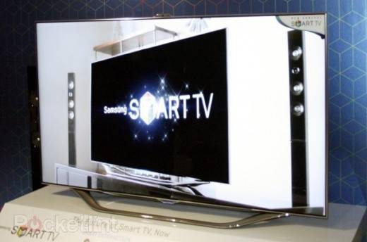 Apple HDTV vs Samsung SMART TV