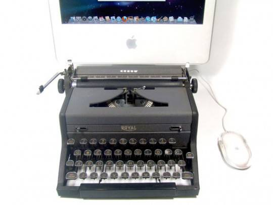 Док-станция USB Typewriter Computer Keyboard - 2