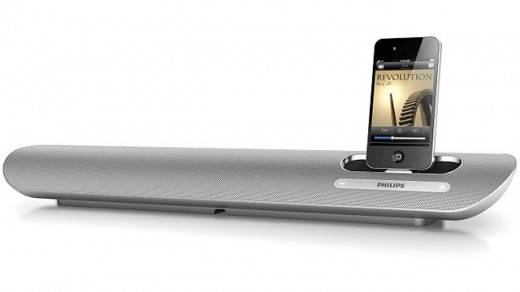 Акустика Philips DS6100 для iPhone/iPod