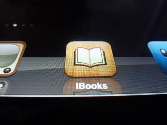 иконка iBooks iPad 2