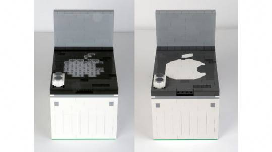 Lego Modular Apple Store - 1