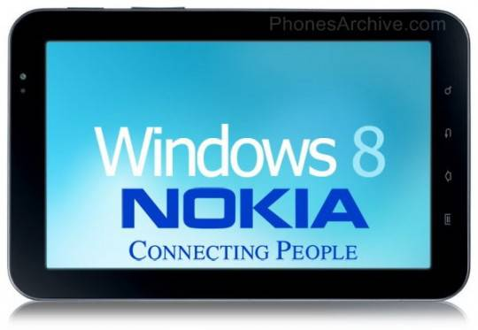 Планшет Nokia Windows 8