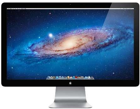 27-дюймовый Apple Thunderbolt Display