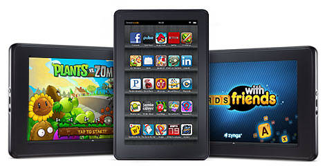 Apps for Kindle Fire
