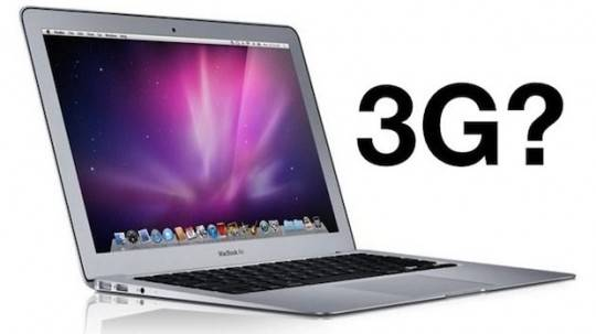 3G MacBook Air