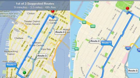directions_maps