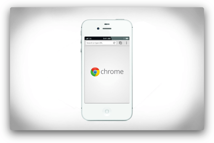 iOS Chrome