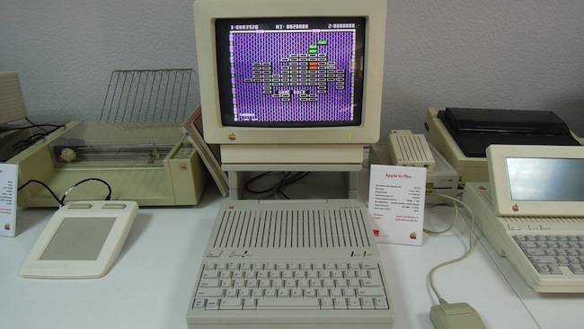 Apple IIc Plus
