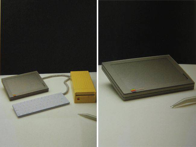 Tablet Mac, 1982 год