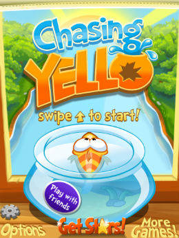 Chasing Yello