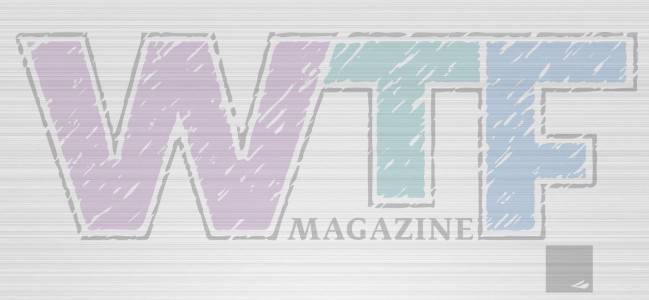WTF: automotive magazine