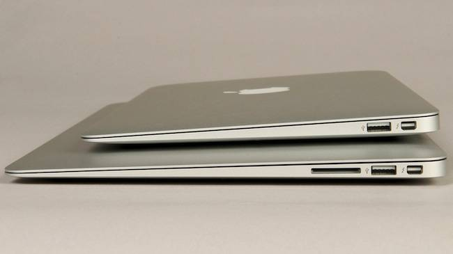 Порты MacBook Air