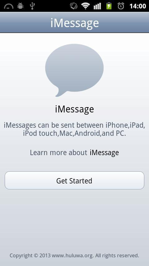 iMessage для Android