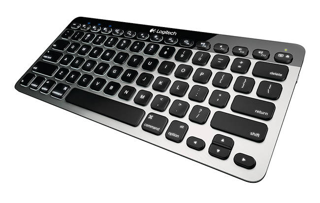 Logitech EasySwitch Keyboard