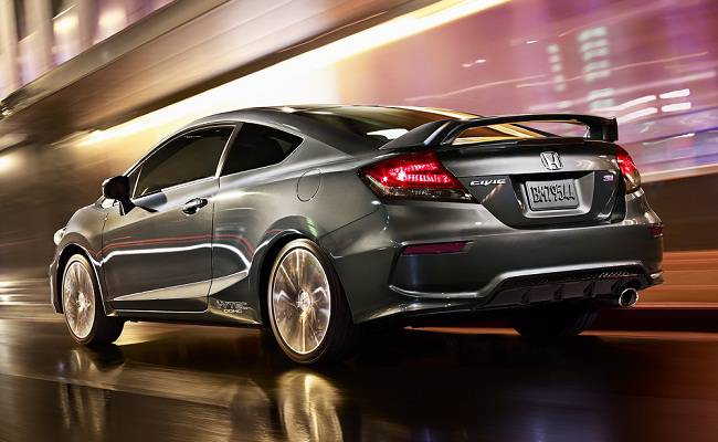 Civic Coupe 2014