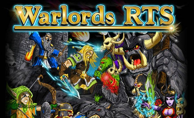 Warlords РТС