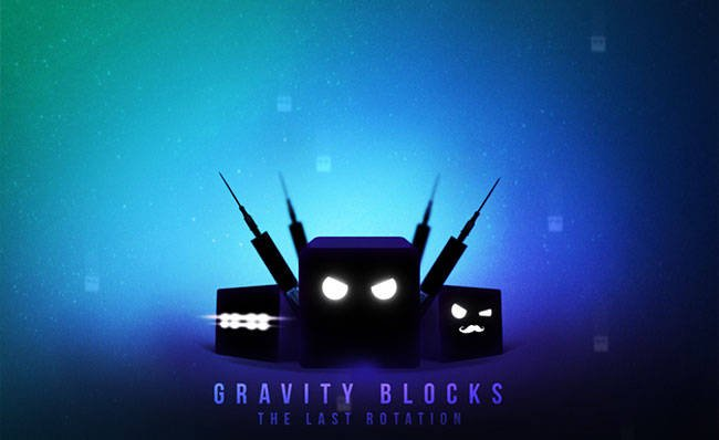 Gravity Blocks - The Last Rotation