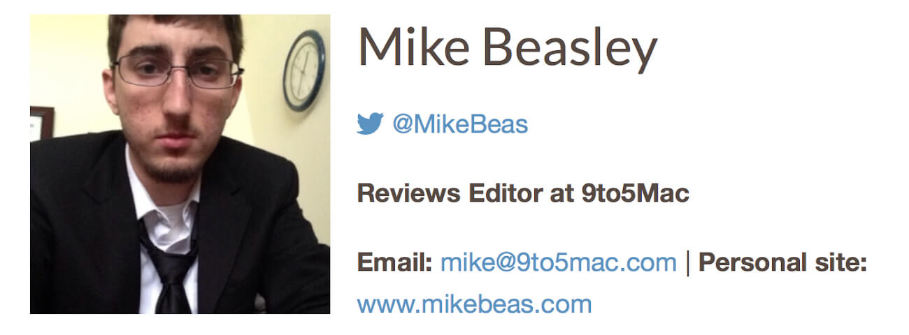 Mike Beasley profile