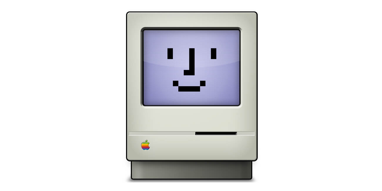 Happy Macintosh