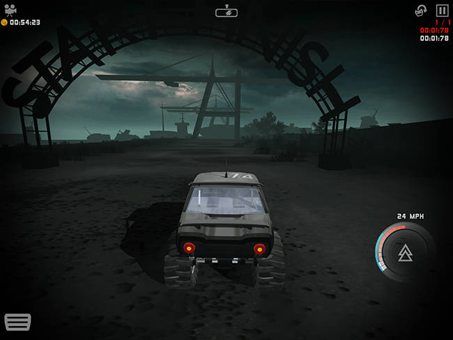 Uber Racer 3D Monster Truck Nightmare
