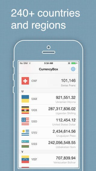 CurrencyBox