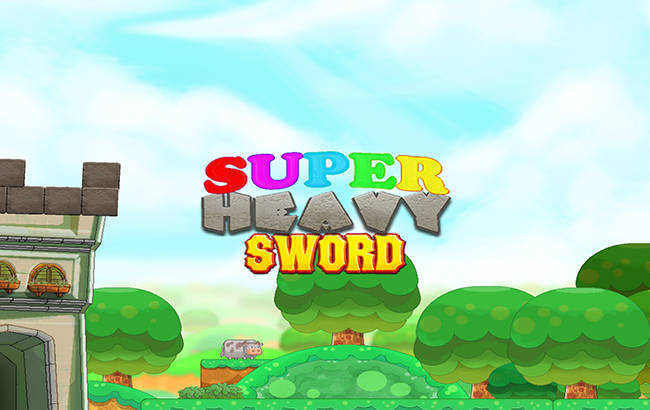 Super Heavy Sword