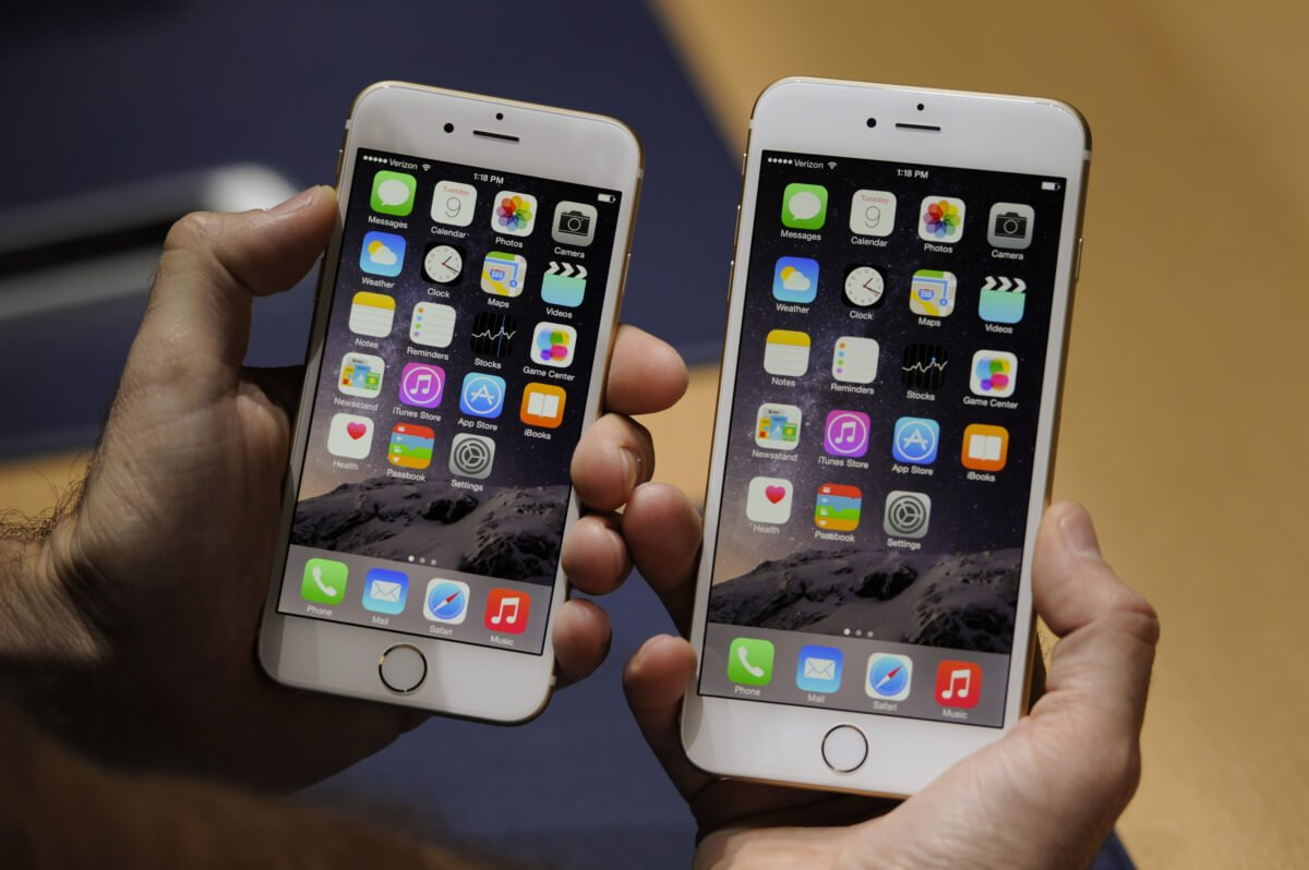 Apple iPhone 6 Plus Review - m