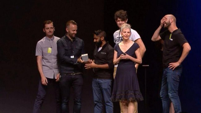 ustwo на Apple Design Awards