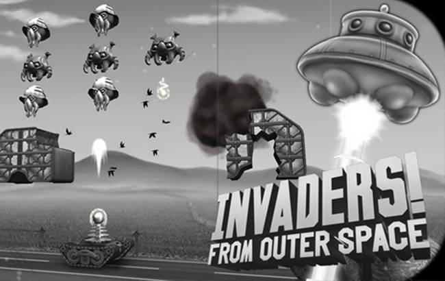 Invaders! From Outer Space