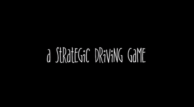 Strategic Driving Game