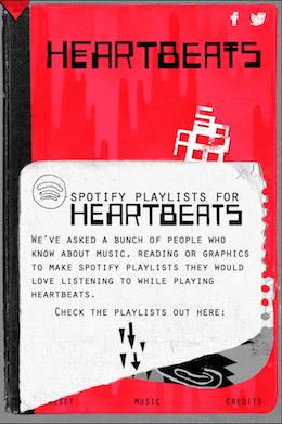 Heartbeats - A Graphic Puzzle