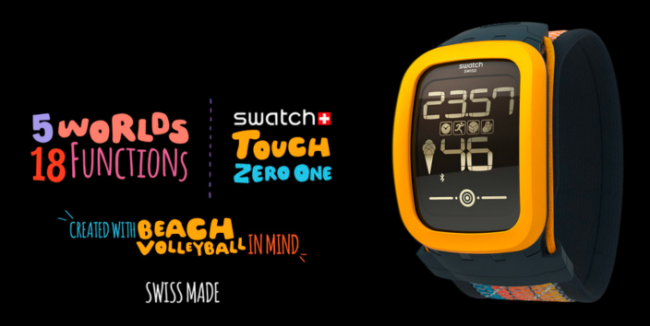 Swatch Touch