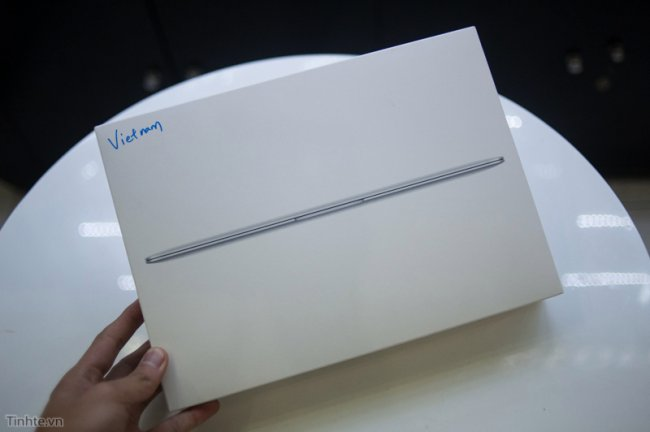 Новый MacBook