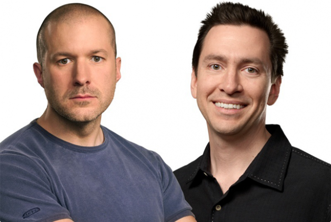 Scott-Forstall-And-Jony-Ive