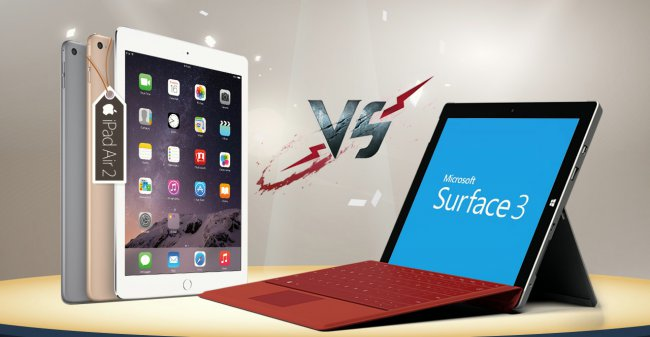 Surface-3-iPad-Air-2