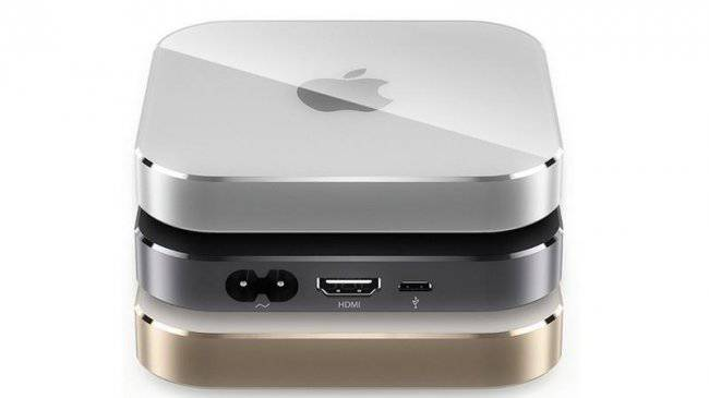 Концепт Apple TV