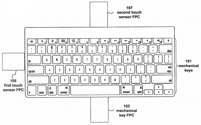 Apple-patent-Fusion-keyboard-drawing-003