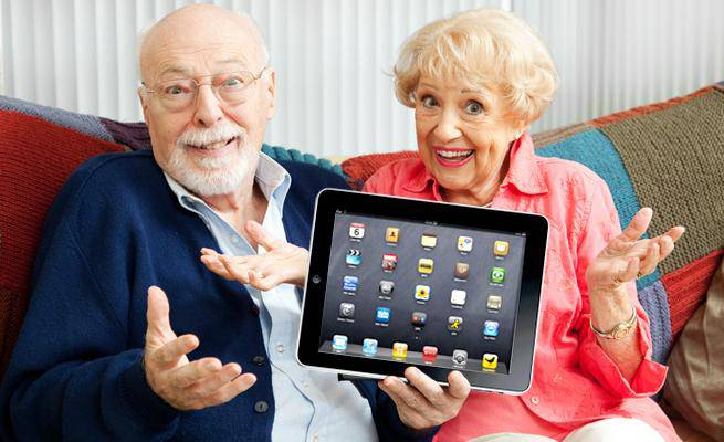 Top Websites For Senior Citizens