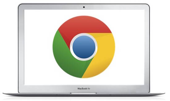 Google Chrome на Mac