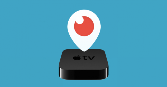 Periscope Apple TV