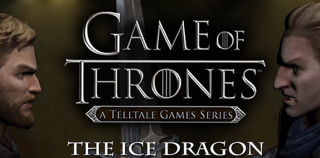 Game of Thrones: The Ice Dragon
