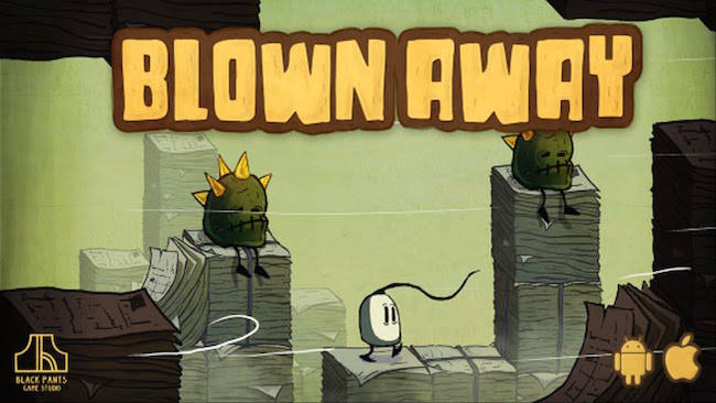 Blown Away: Secret of the Wind