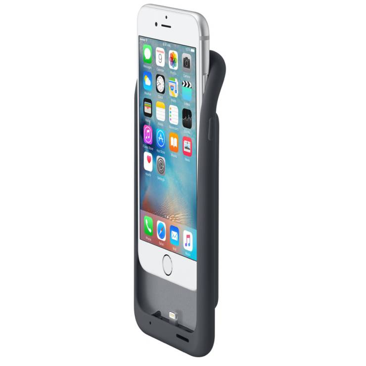 Smart Battery Case Gray